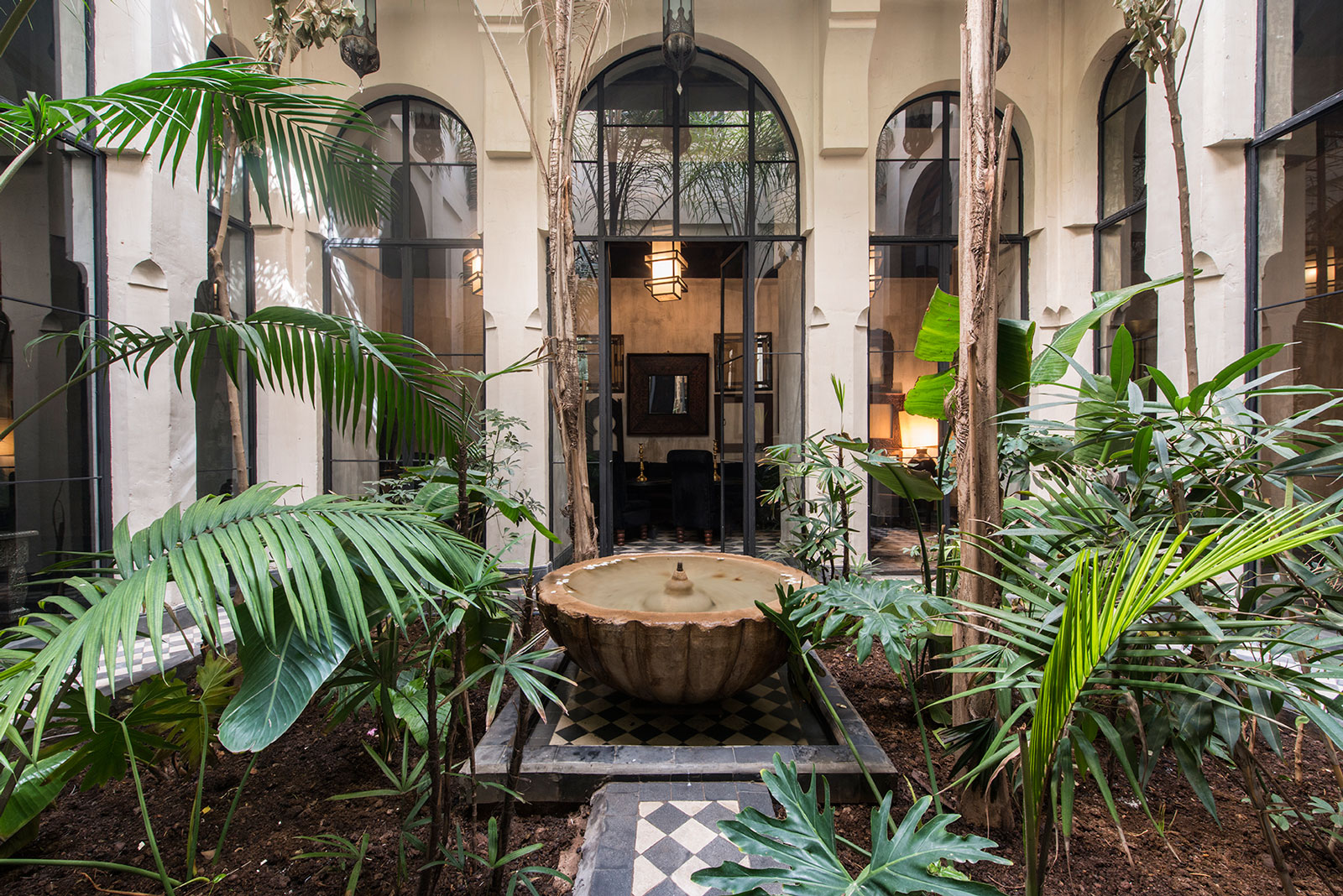 Hotel riad marrakech dar darma - Photo riad marrakech ...
